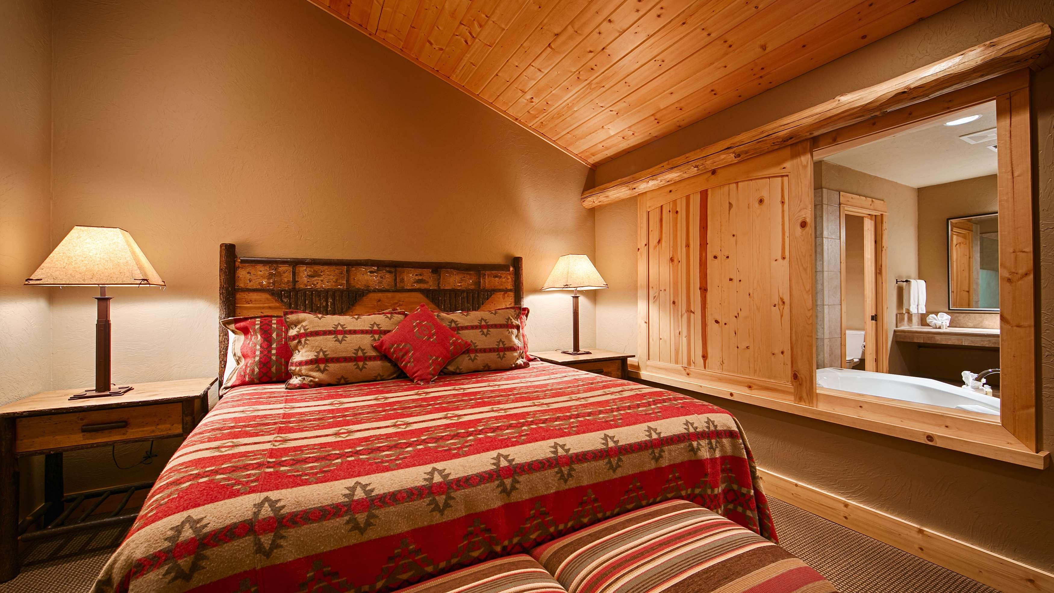 Best Western Ponderosa Lodge image 18
