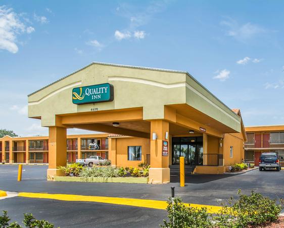 Quality Inn Maingate South Davenport Fl Hotels And