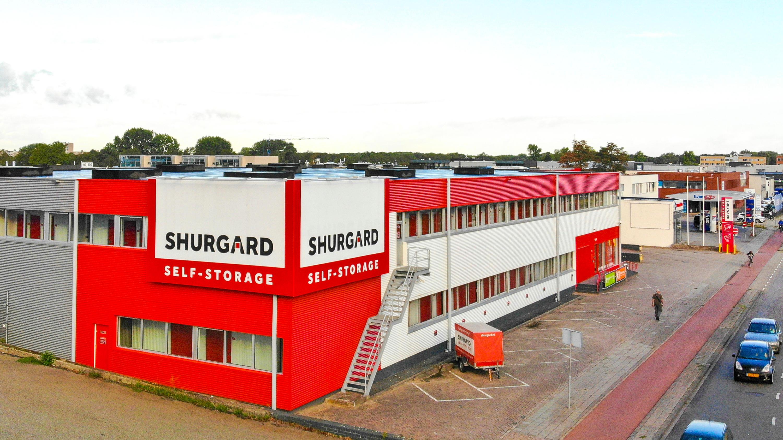 Shurgard Self Storage Den Bosch