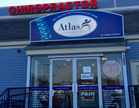 Atlas Chiropractic: Adam Church, D.C. image 0