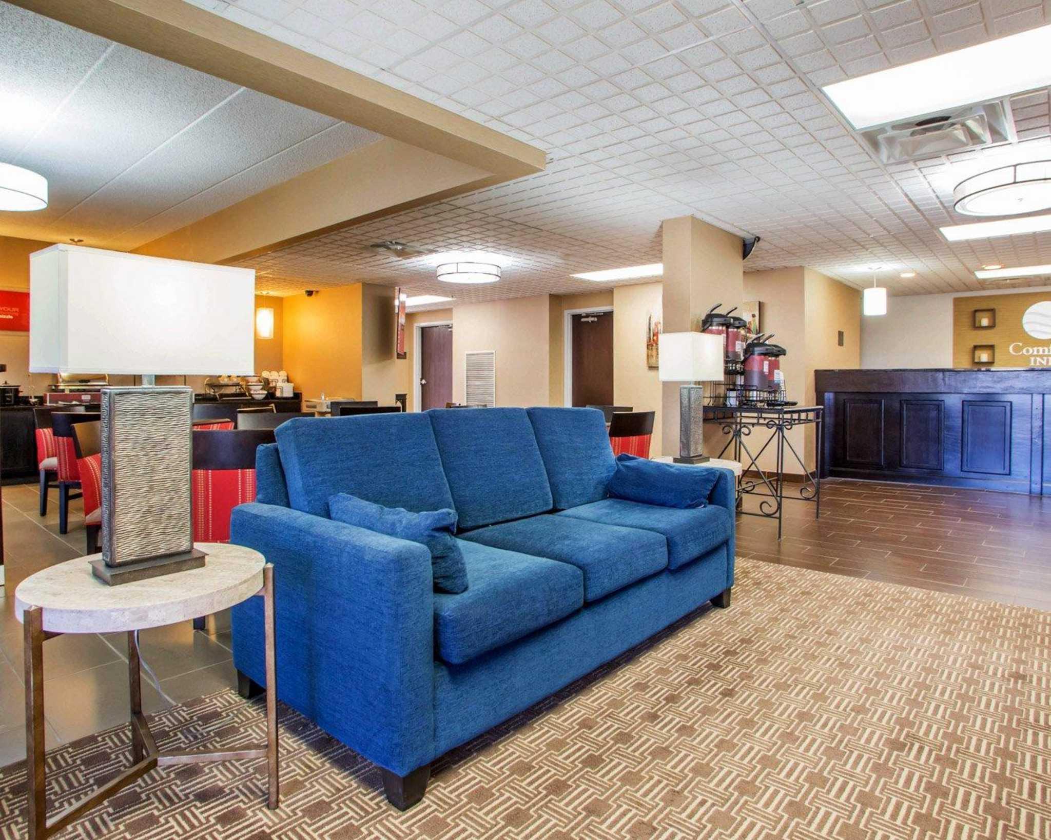 Comfort Inn Dayton - Huber Heights image 17
