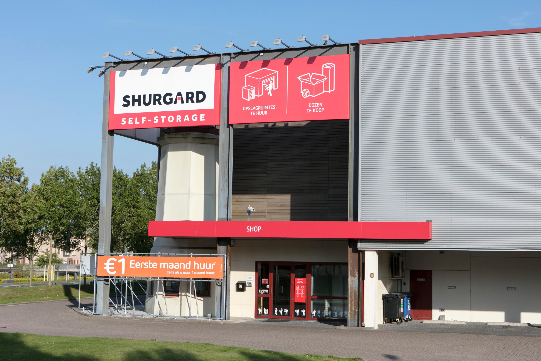 Shurgard Self Storage Amsterdam-Schiphol