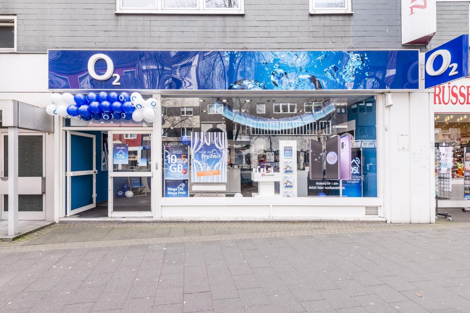 o2 Shop, Dürener Str. 138 in Köln