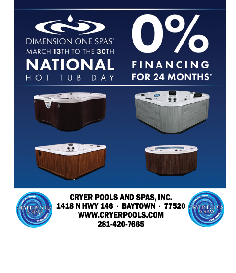 Cryer Pools And Spas Coupons Near Me In Baytown 8coupons