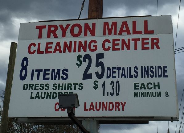 Tryon Mall Cleaning Center image 20