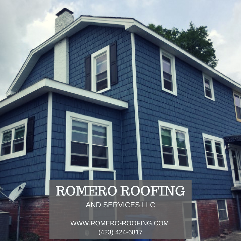 Romero Roofing and Services, LLC