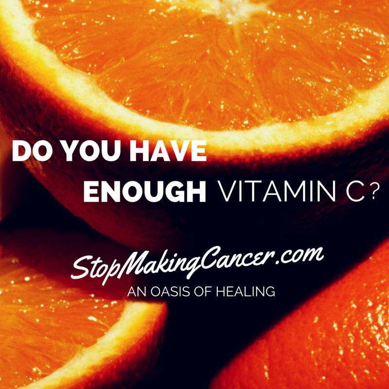Vitamin C Therapy.