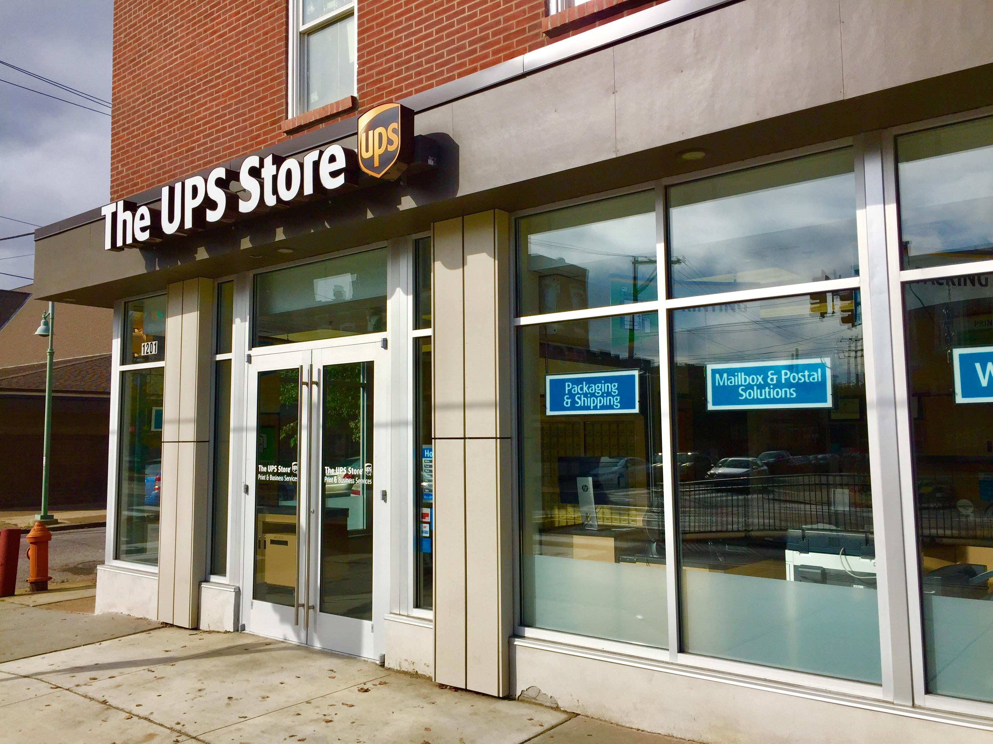 Glass door ups store - The Ups Store 1201 N 3rd St Philadelphia Pa Shipping Service Supplies Mapquest