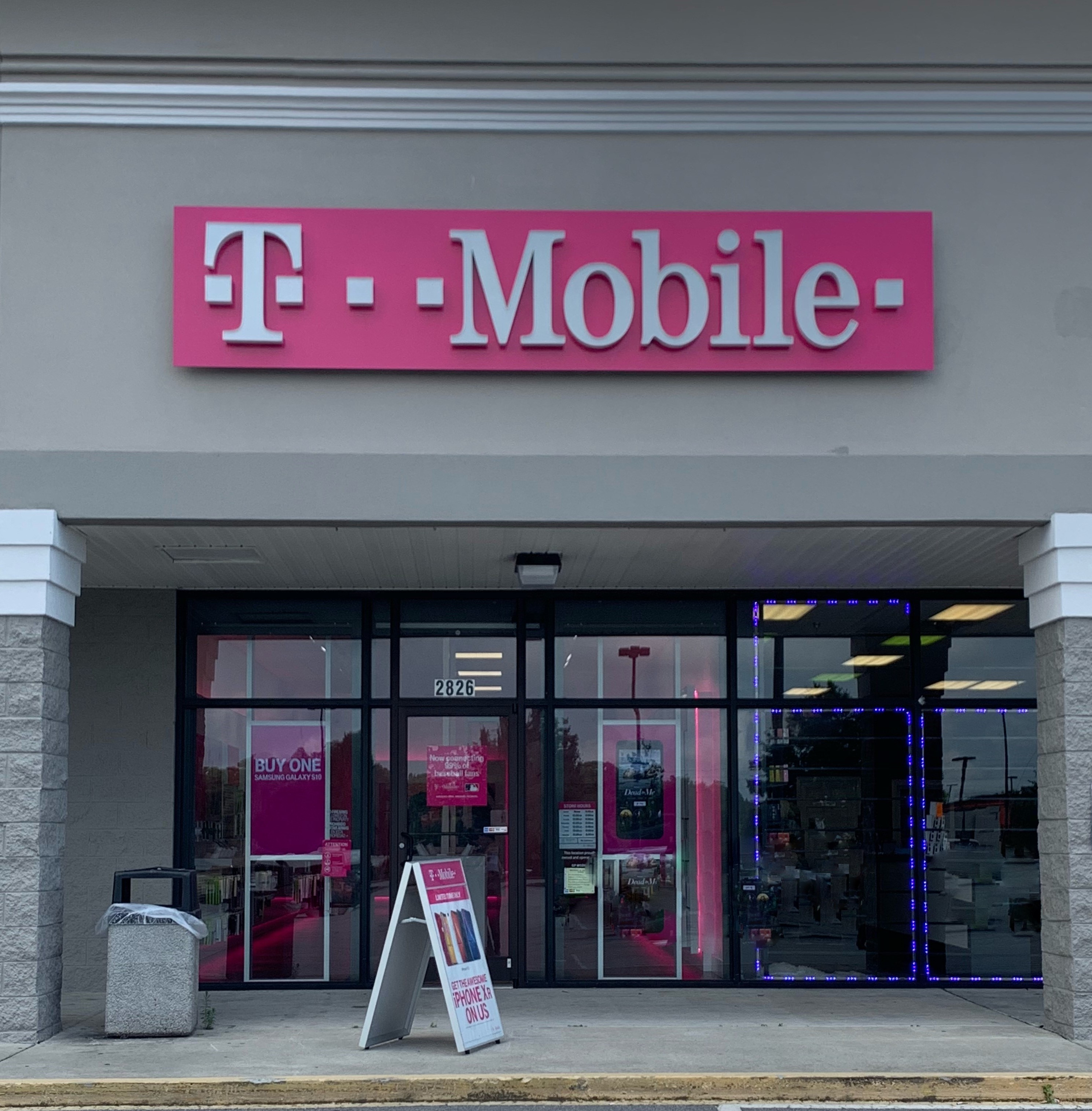 Cell Phones, Plans, and Accessories at T-Mobile 2826 Main ... on city of clinton sc map, greenwood sc map, eleanor street newberry sc city map, south carolina wineries map,