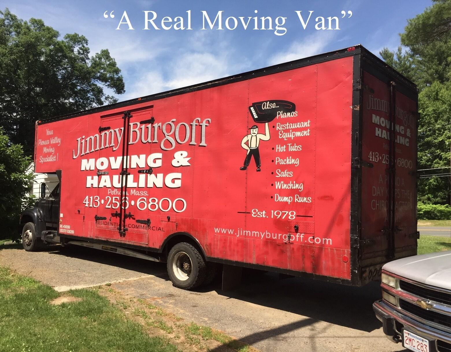 Jimmy Burgoff Moving & Hauling image 3