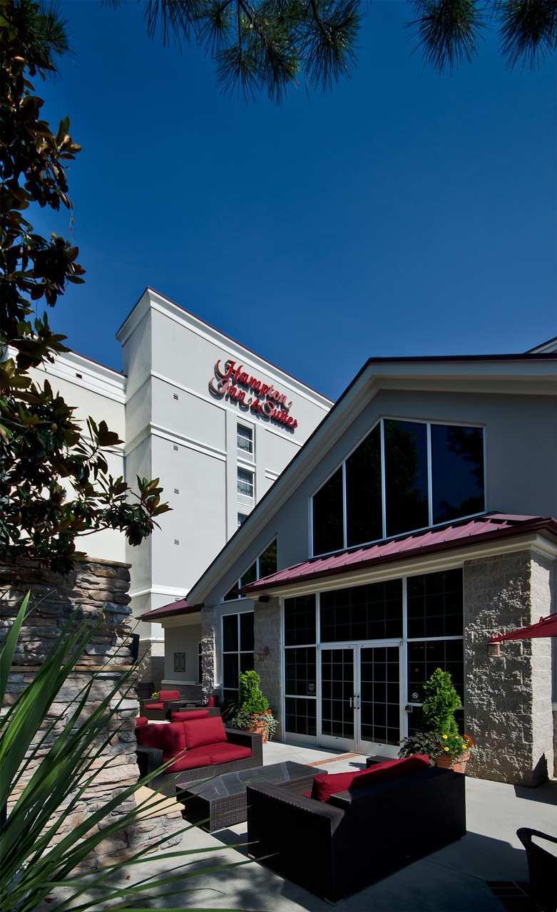 Hampton Inn & Suites Raleigh/Cary I-40 (PNC Arena) image 1