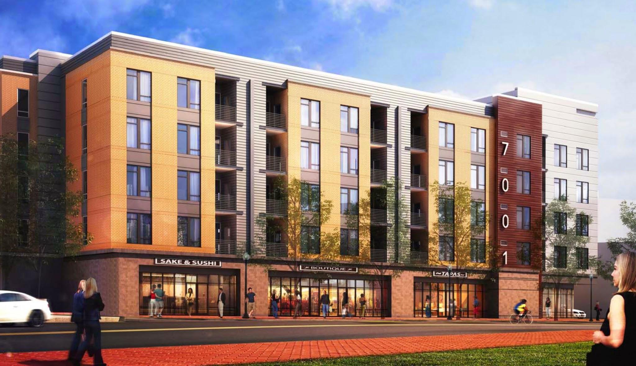 7001 Arlington at Bethesda Apartments image 2