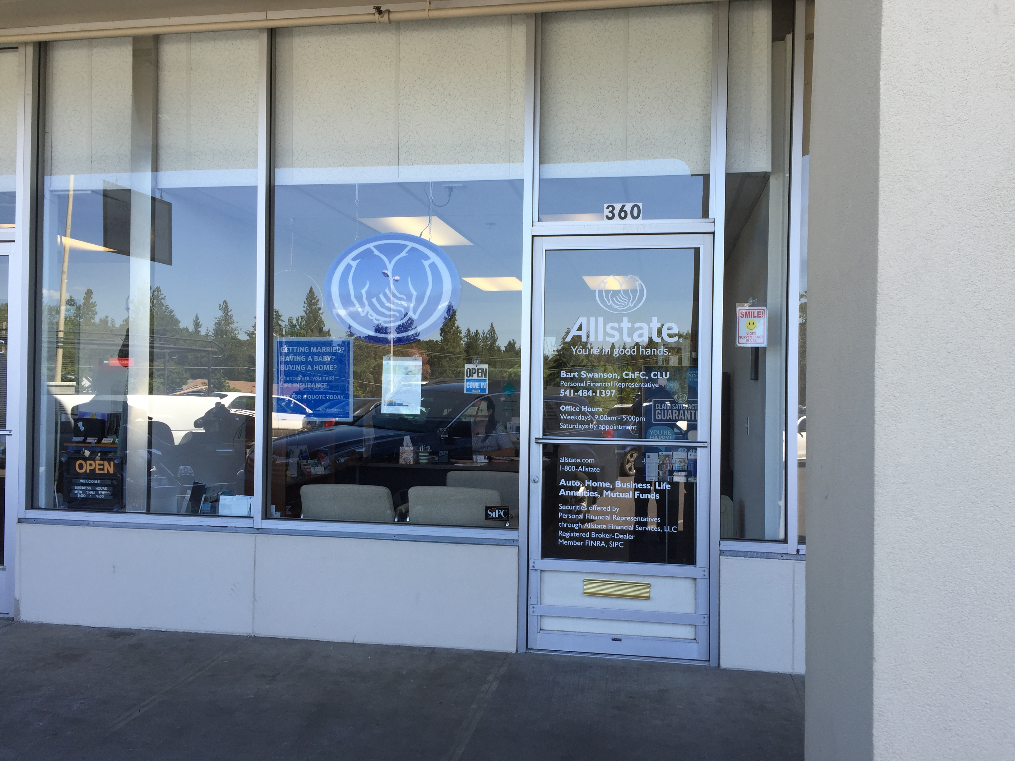 Bart Swanson: Allstate Insurance in Eugene, OR, photo #3