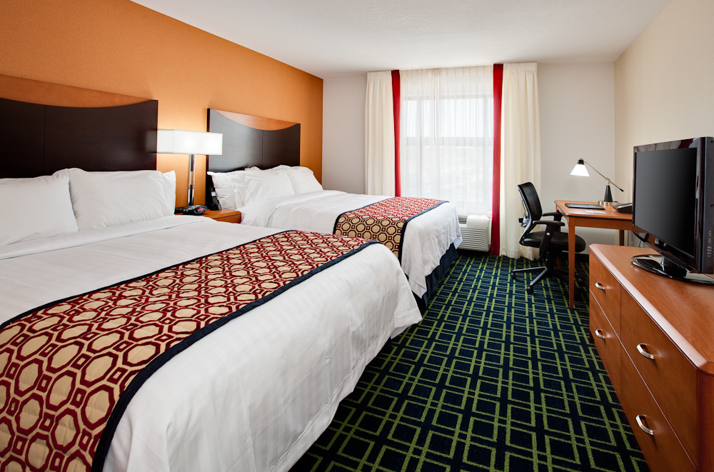 Fairfield Inn & Suites by Marriott South Bend at Notre Dame image 4