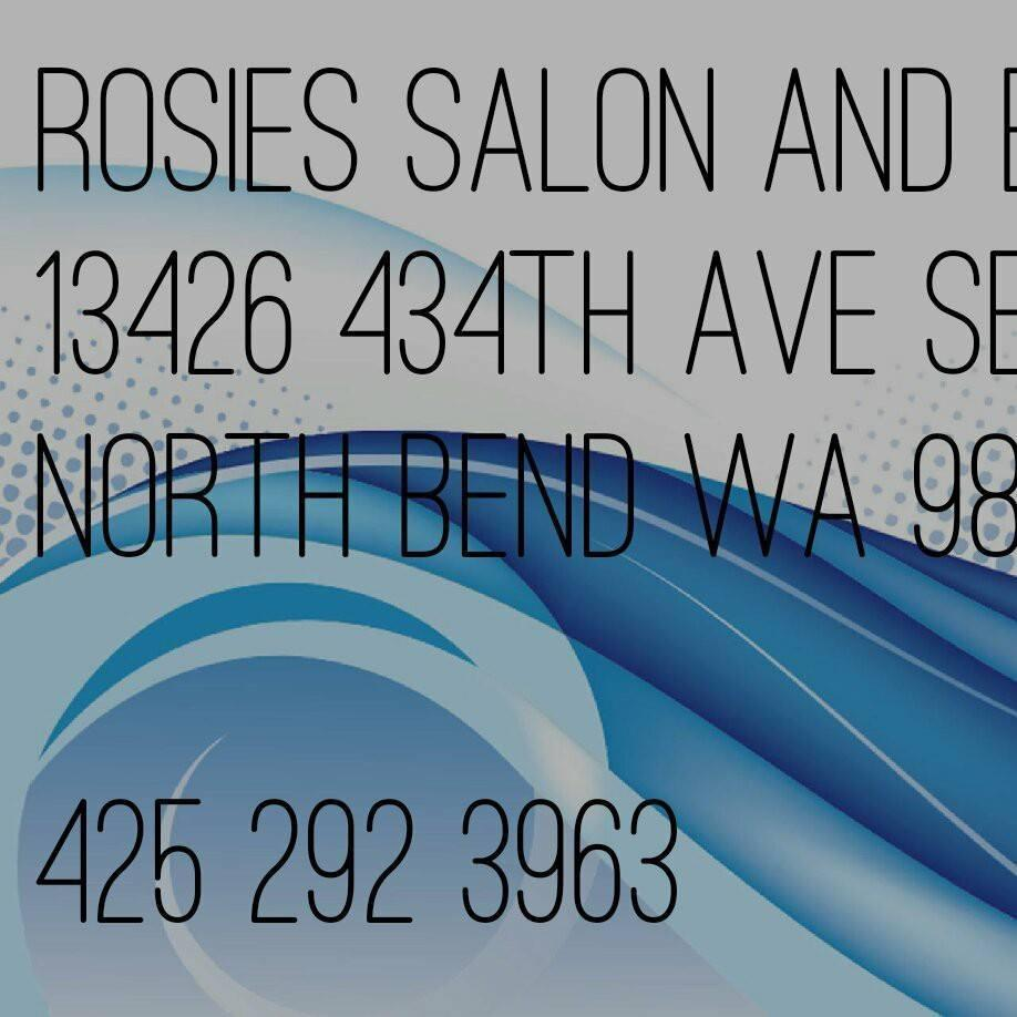 Rosie's Salon and Barber Shop