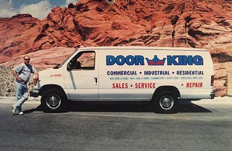 Door King Inc. image 0