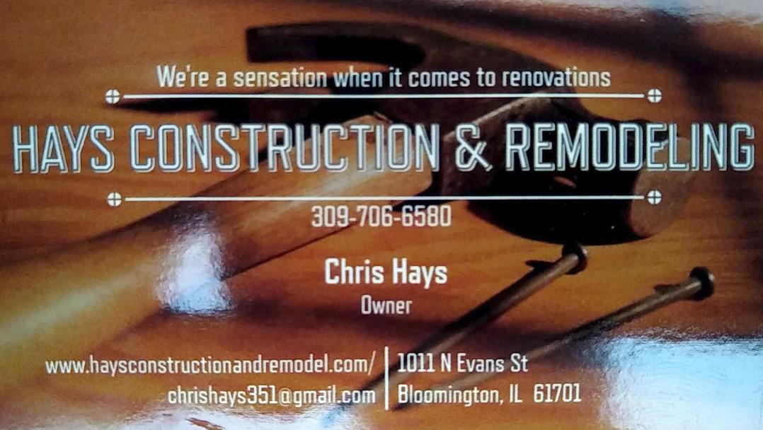 Hays Construction and Remodeling image 4