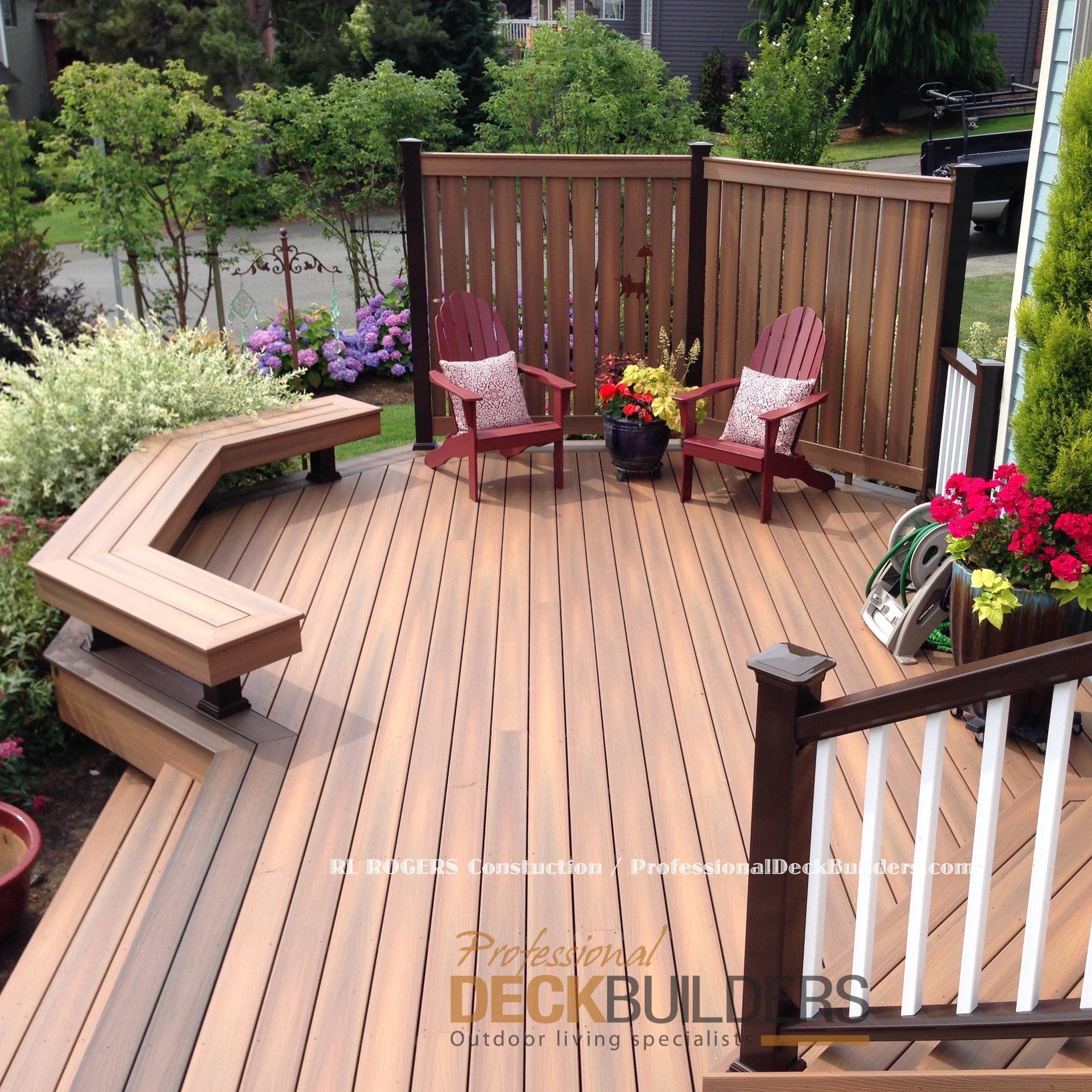 Professional Deck Builders - Marysville, WA 98270 - (425)341-3137 | ShowMeLocal.com