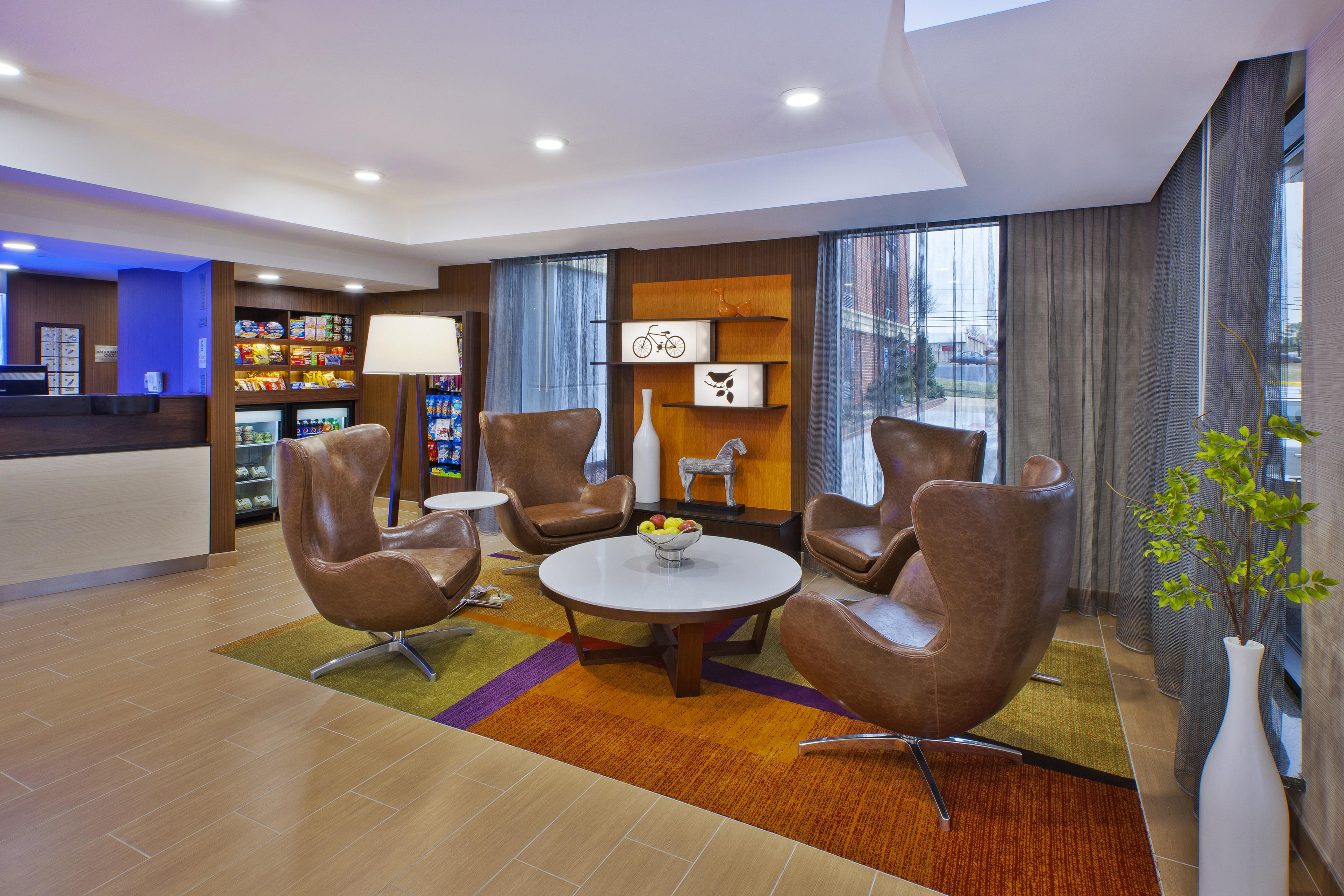 Fairfield Inn & Suites by Marriott Dulles Airport Herndon/Reston image 3