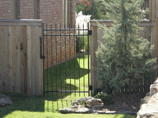 Allstar Fence Company of Tulsa image 1