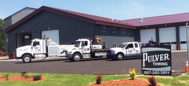 Pulver Towing - Rochester image 3