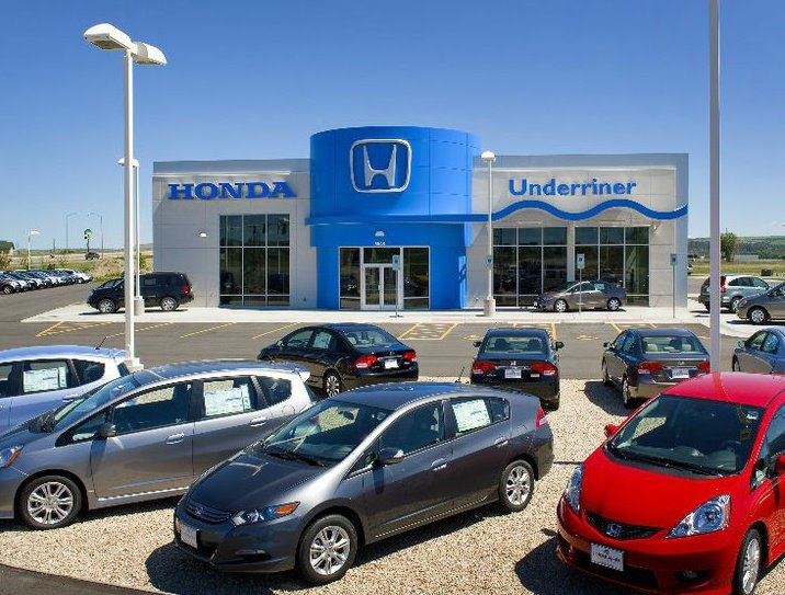 Underriner Honda In Billings Mt 406 255 2