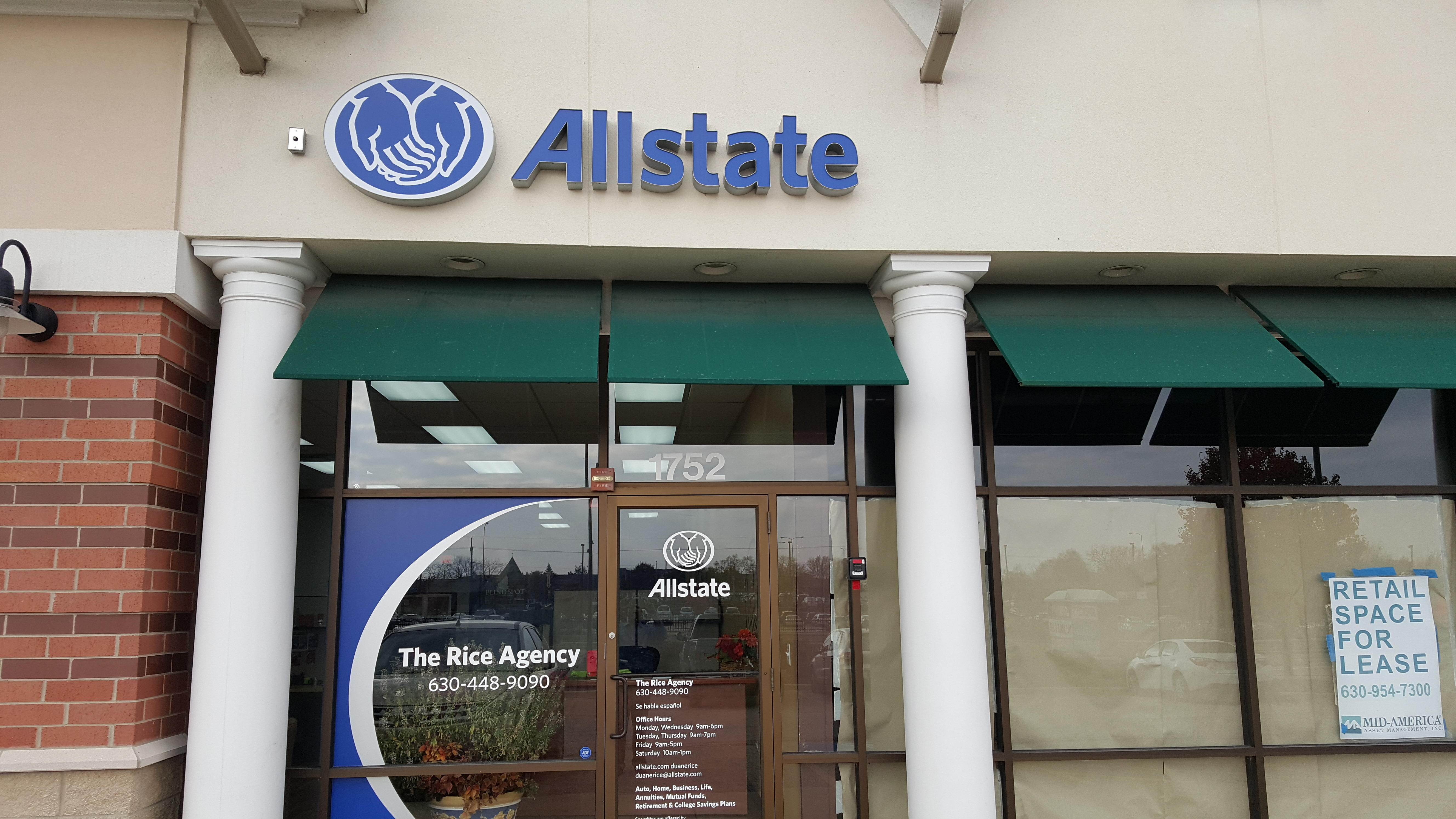 Duane Rice: Allstate Insurance image 1