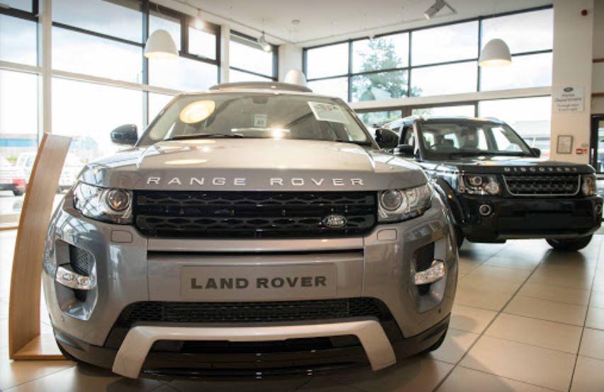 Hunters Land Rover Kings Lynn
