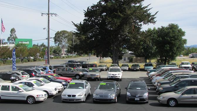 Sonoma County Car Dealers