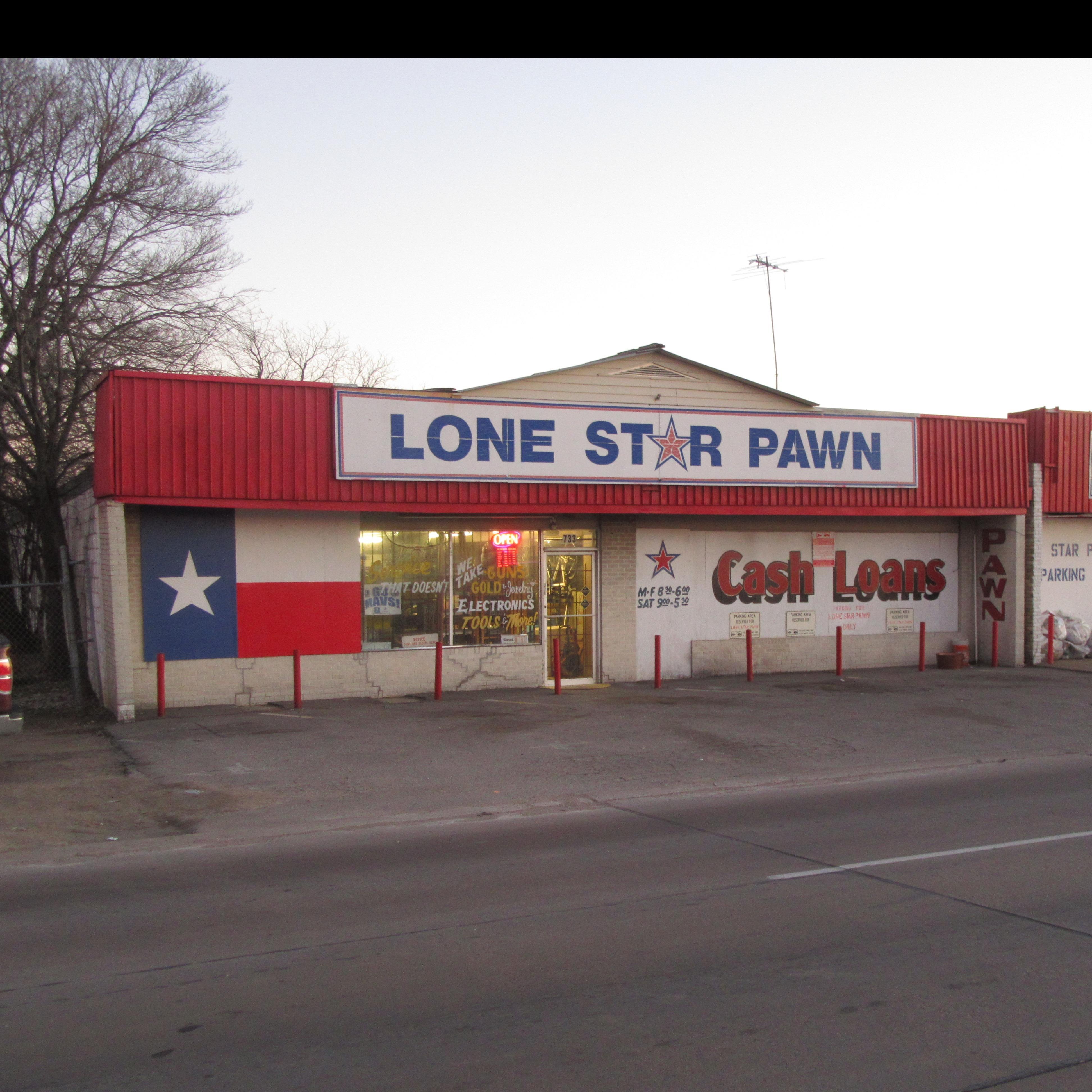 Lone Star Pawn Shop