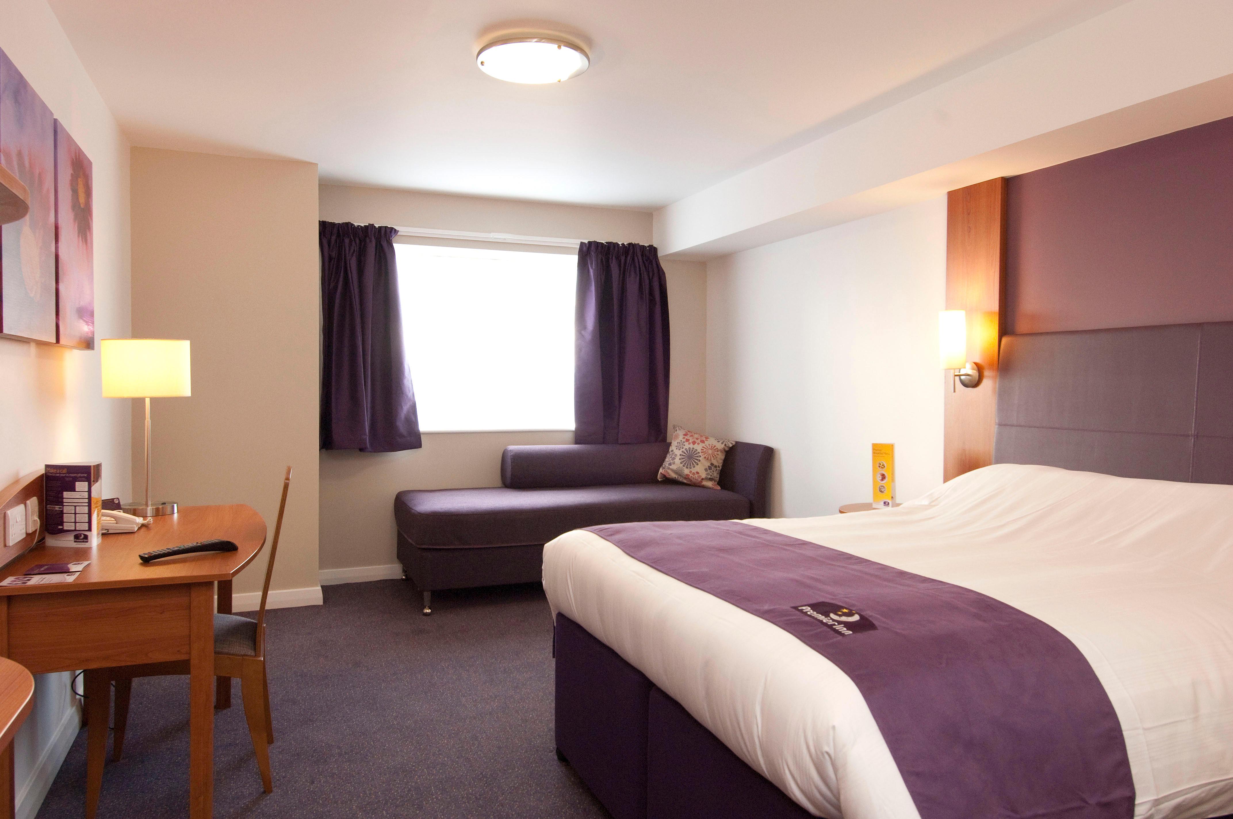 Premier Inn Cardiff City Centre hotel