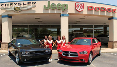 Thomson Chrysler Dodge Jeep RAM FIAT