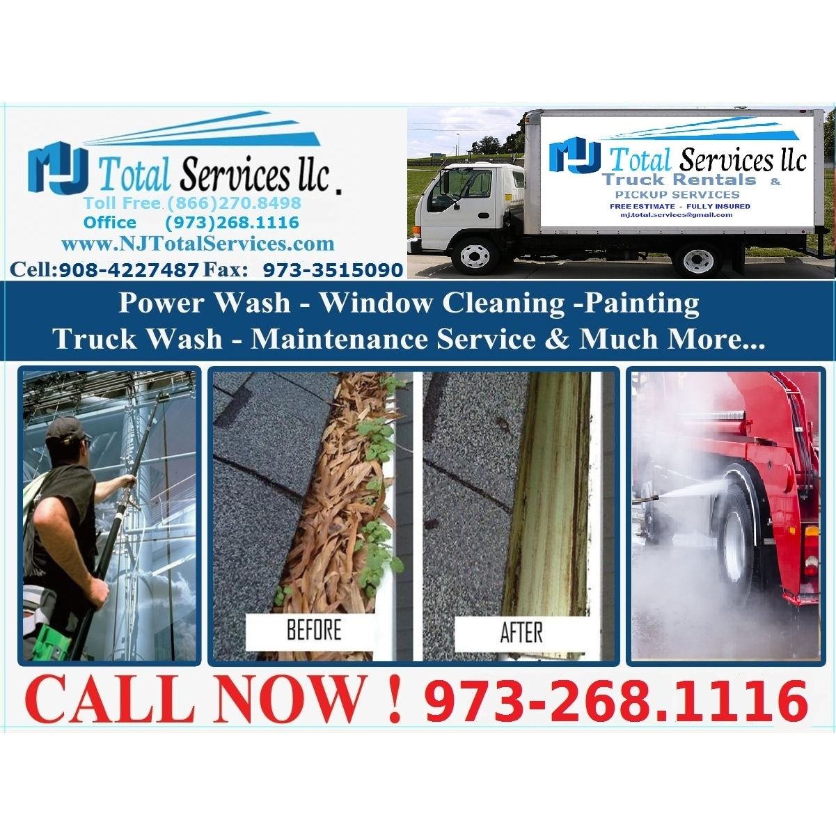 MJ Total Services LLC