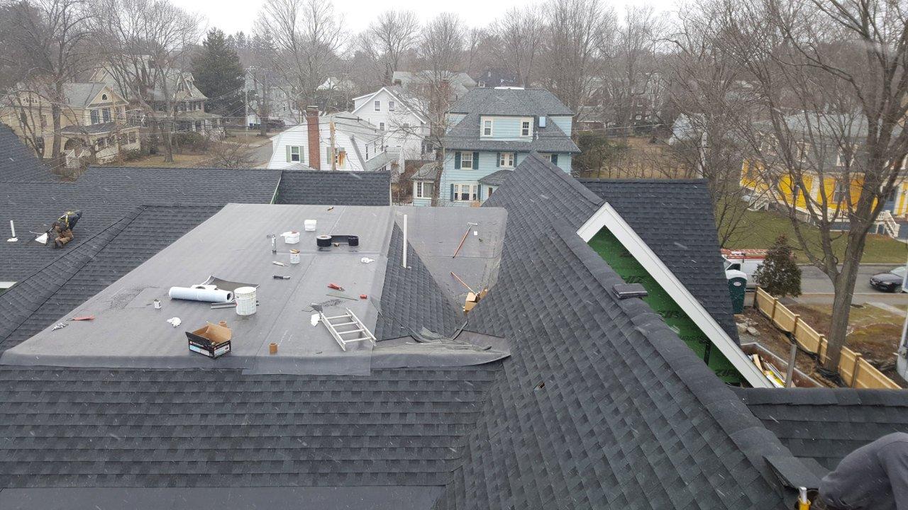 Four Season's Roofing INC image 0