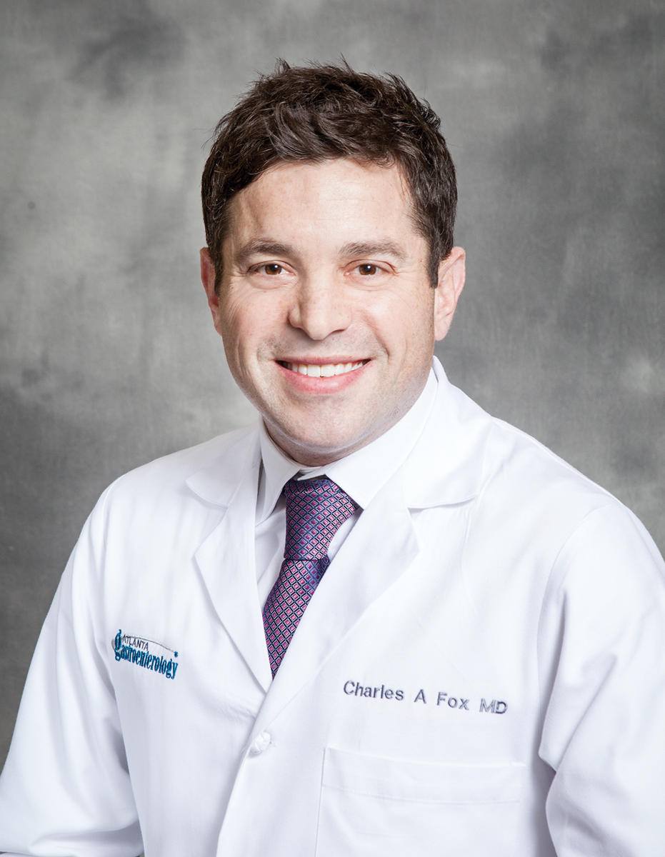 Image For Dr. Charles A. Fox MD