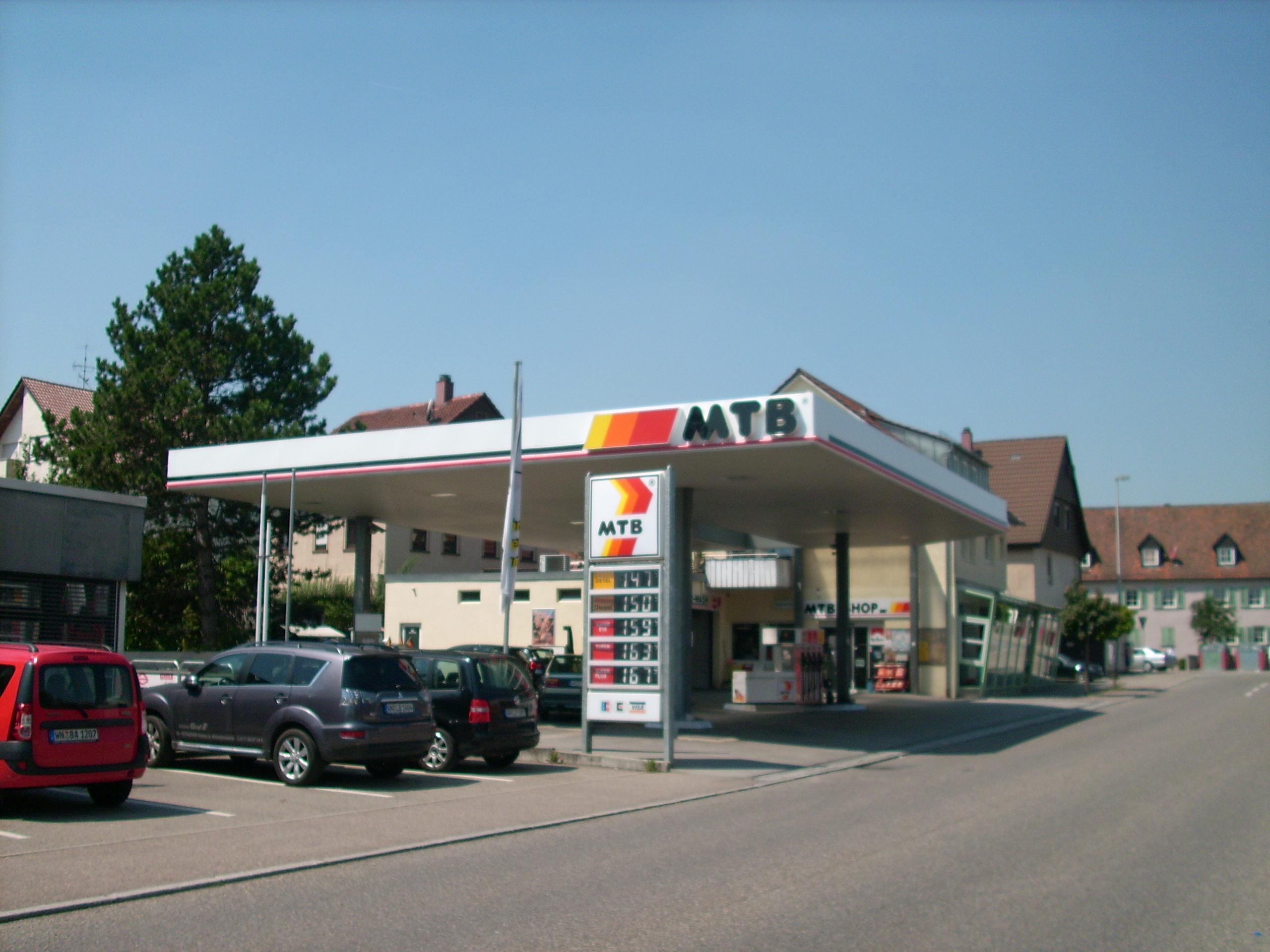 Benzinpreise winnenden