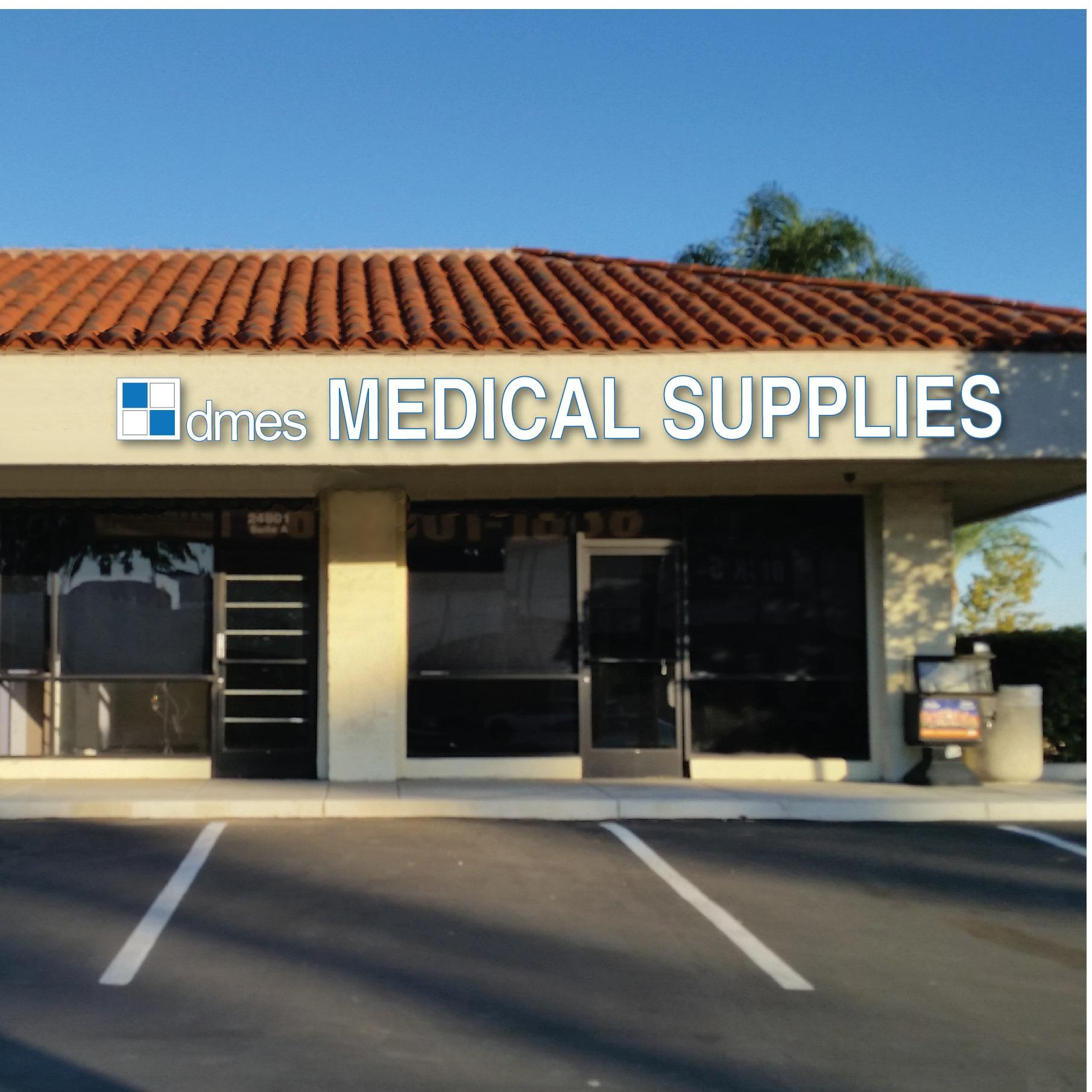 DMES Home Medical Supply Store Laguna Hills