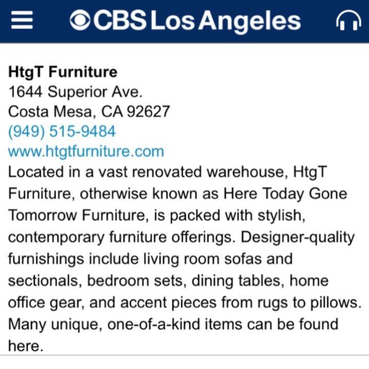 HtgT Furniture image 10