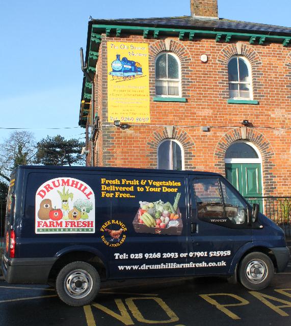 Drumhill Farm Fresh Gift Shops In Hillsborough Bt26 6qp
