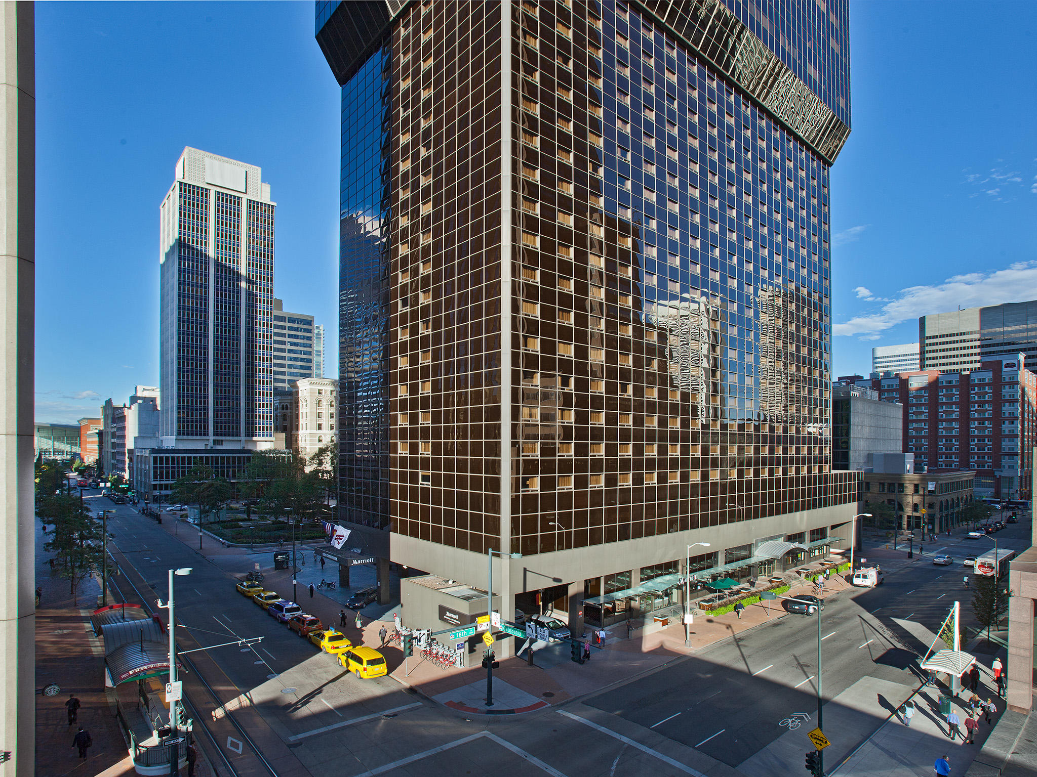 Marriott Hotels Downtown Denver
