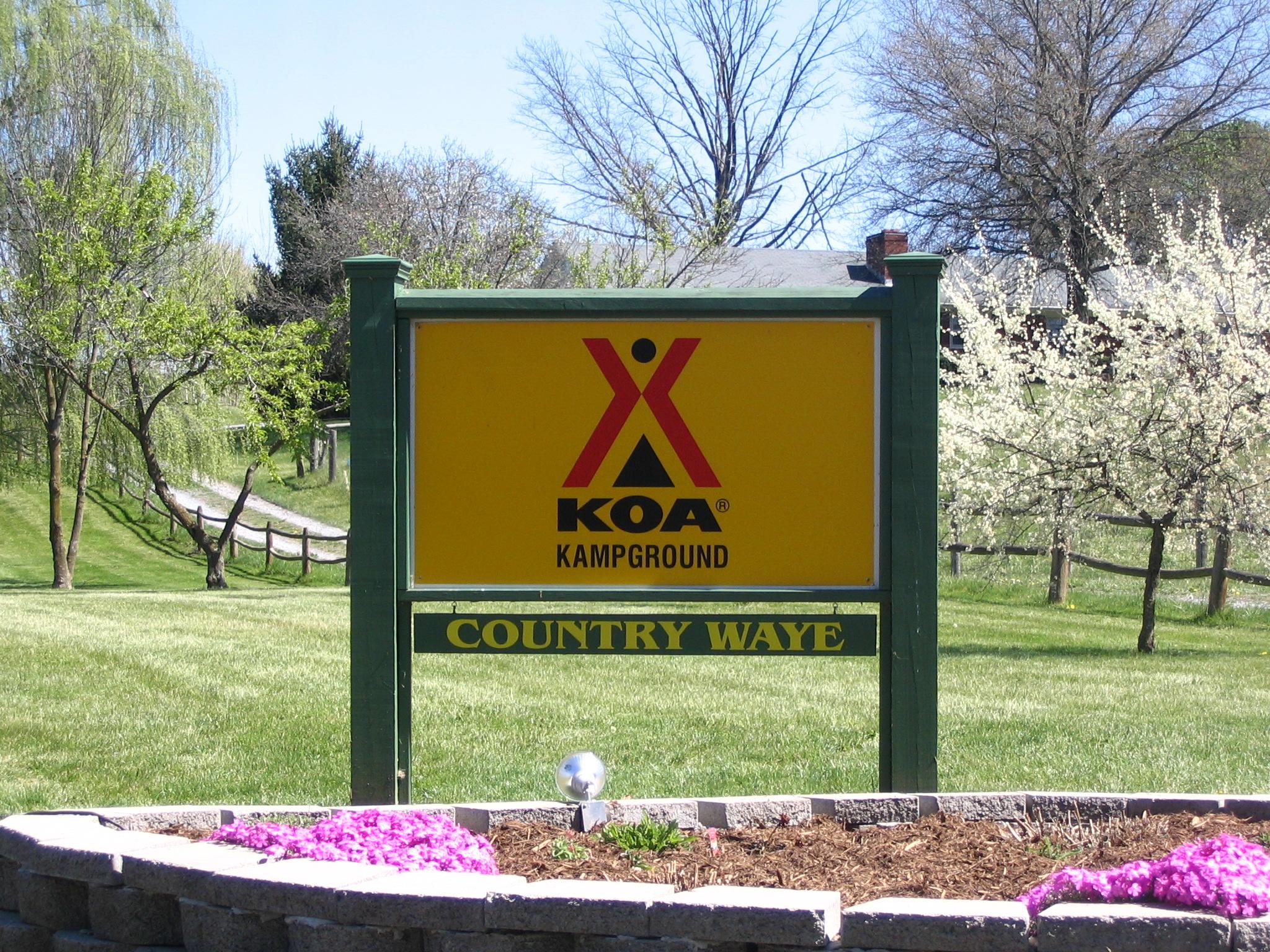 Luray KOA Holiday image 0