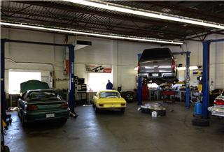 Searle's Auto Repair in Victoria