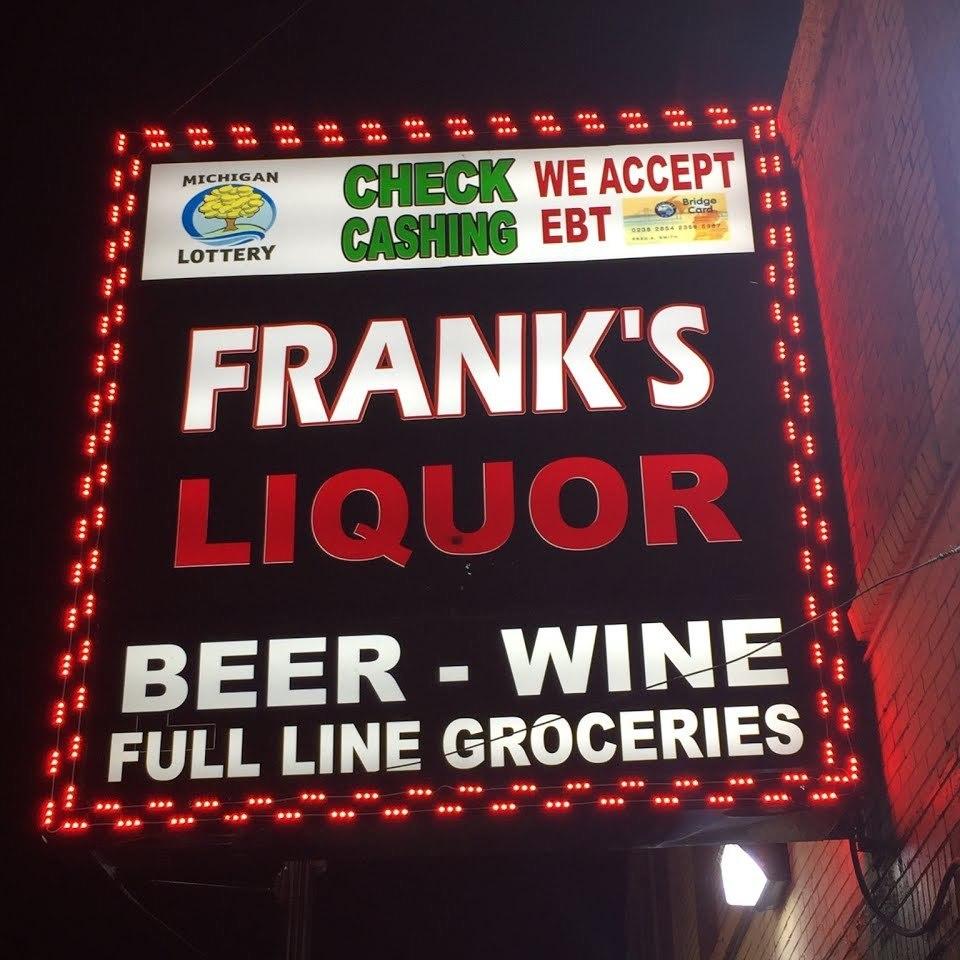 Frank's Liquor