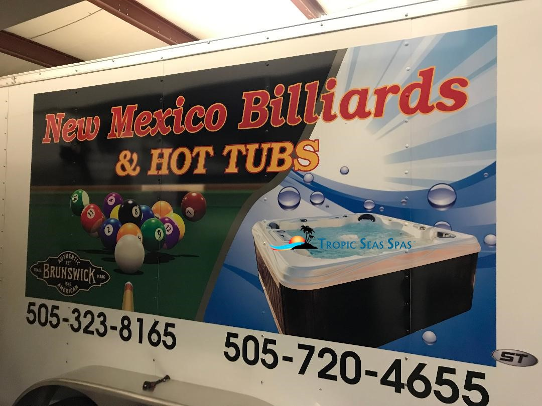 New Mexico Billiards & Hot Tubs