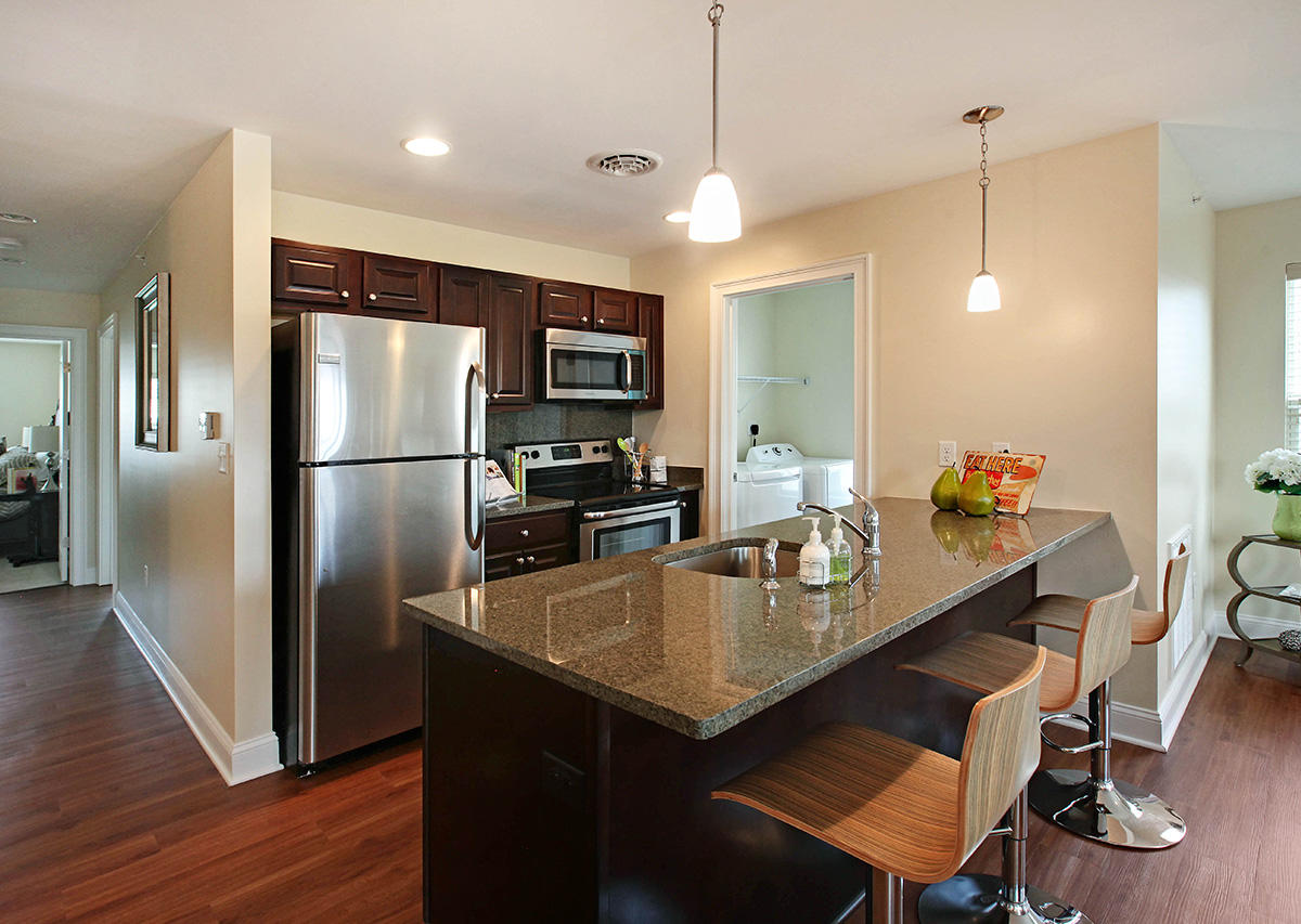 The Springs Luxury Apartments image 1