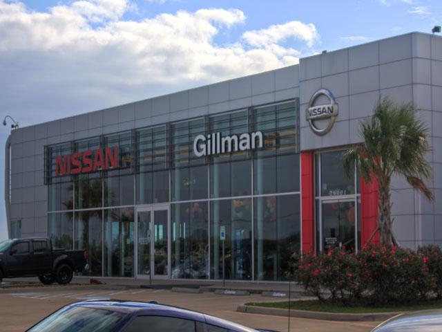 Gillman Nissan Fort Bend
