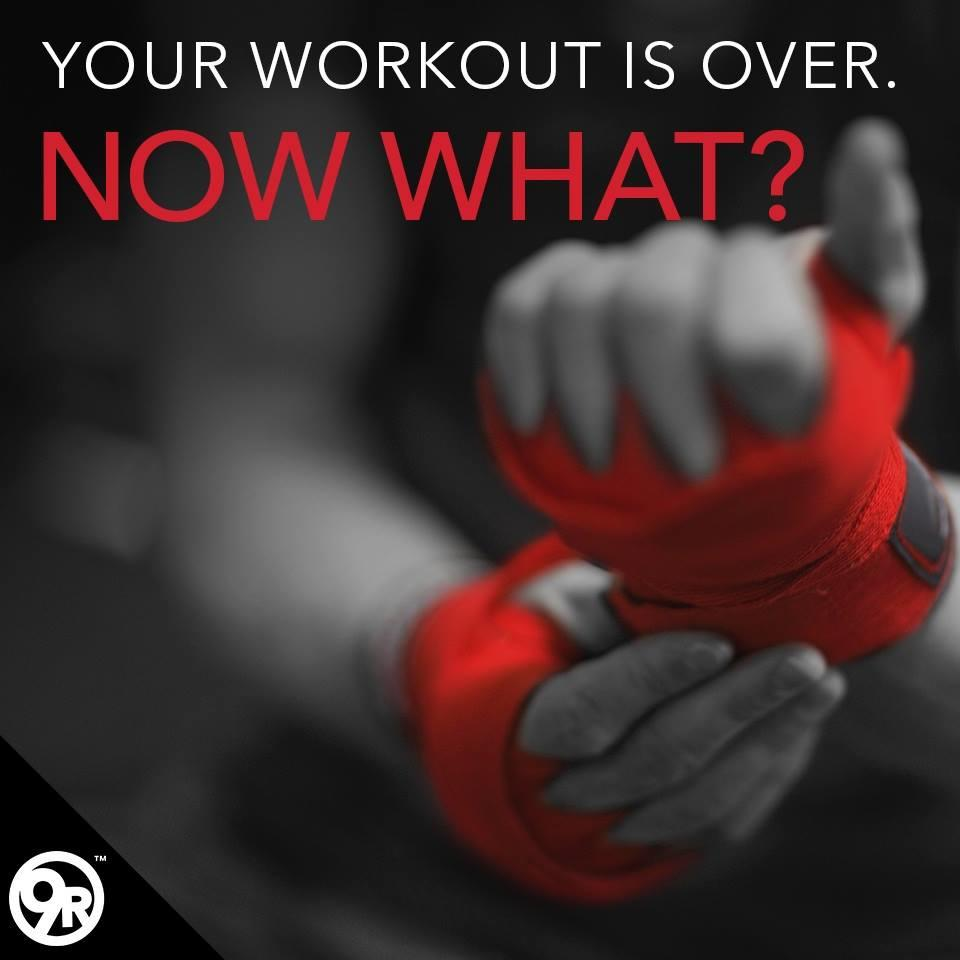 9Round 30 Min Kickbox Fitness image 1