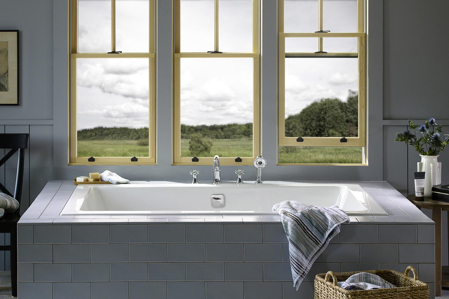 Lennon Plumbing Ltd à Simcoe: Bathtub