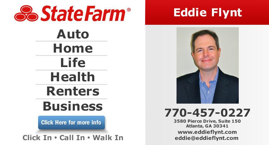 Eddie Flynt - State Farm Insurance Agent image 0