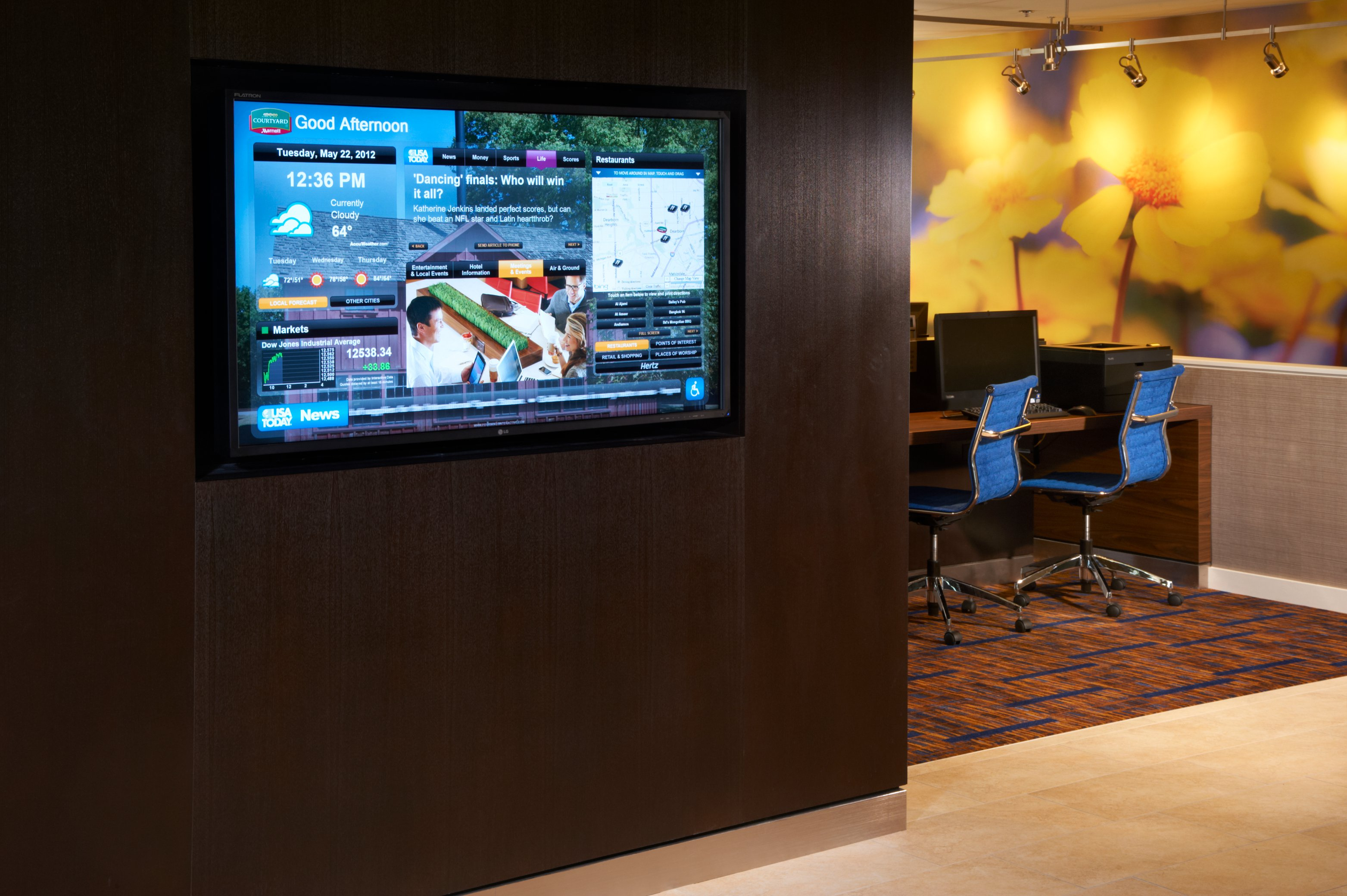Courtyard by Marriott Detroit Dearborn image 30